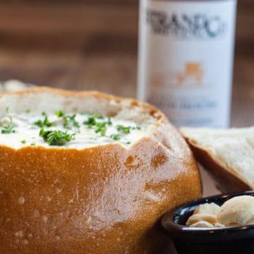 The best clam chowder recipe.