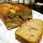 Super Easy Strawberry Banana Bread