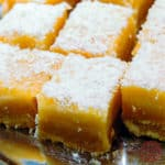 Zesty Lemon Bars