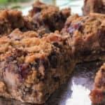 Double Chocolate Cherry Pie Bars