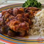 Classic, Delicious Chicken Cacciatore & Video