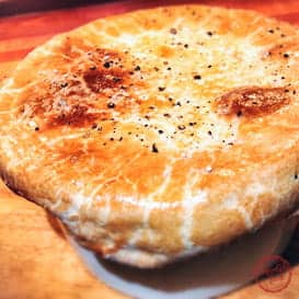 Chicken Pot Pie Recipe.