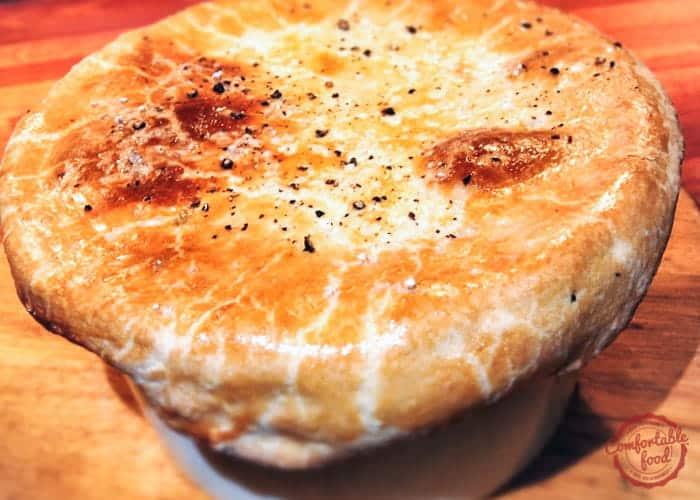 Chicken Pot Pie Recipe.