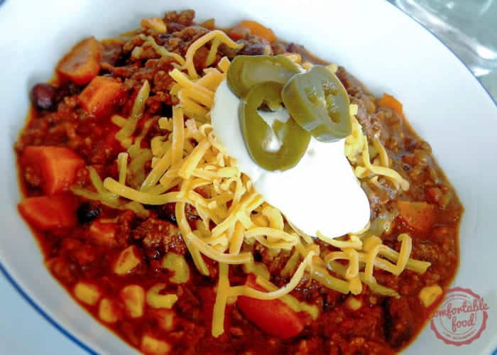 Chili con Carne (or not) 1