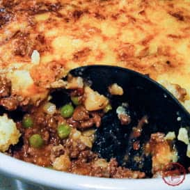 Traditional Shepherd's Pie 2