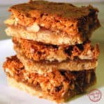 English Cherubs Bar Cookies