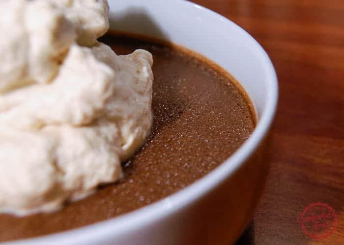 Chocolate Espresso Pot de Crème 1