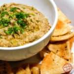 Super Delicious Lentil Hummus