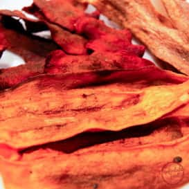 Homemade Root Veggie Chips 2