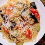 Super Simple Pasta with Roasted Vegetables