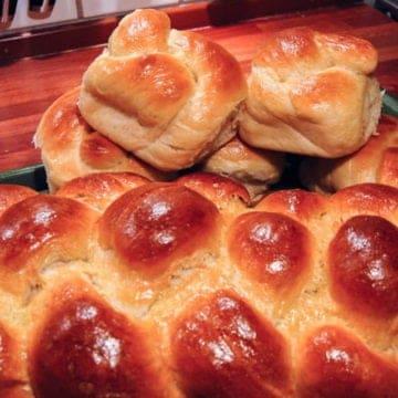 The best challah bread recipe.