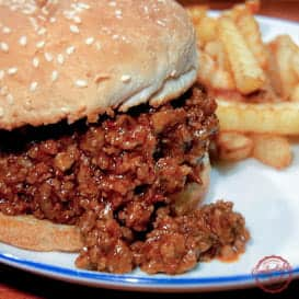 The perfect Sloppy Joe Recipe.