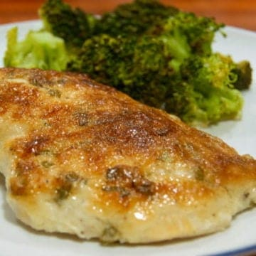 The most moist and succulent chicken breast ever.