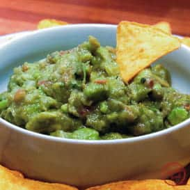 Traditional Mexican Guacamole 8