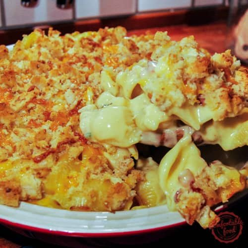 Bacon, Cheddar and Jalapeño Mac 'n Cheese | comfortable food