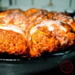 Sweet and Sticky Skillet Monkey Bread