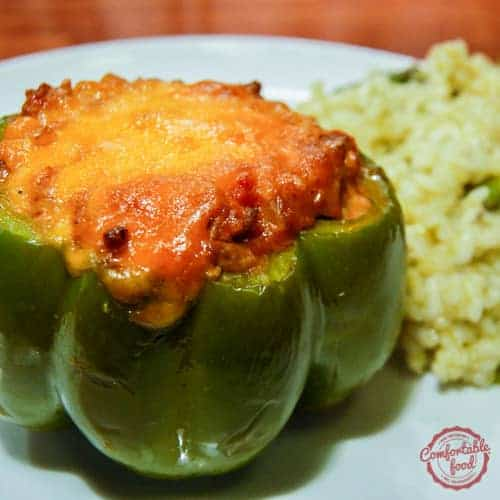 Super Hearty Stuffed Peppers 1