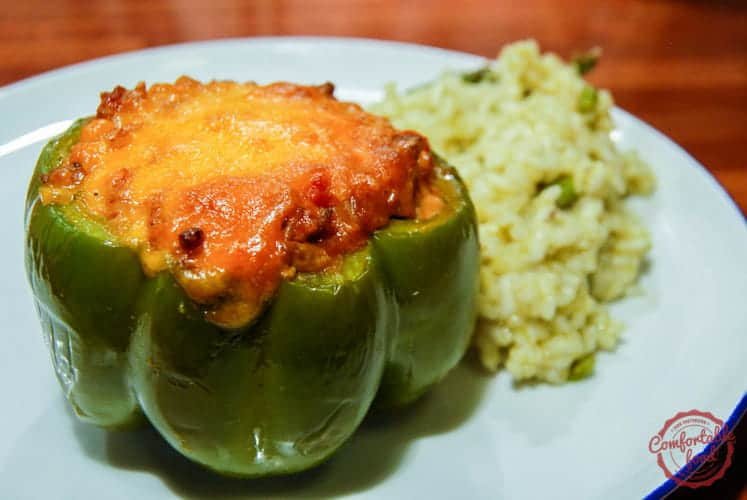 stuffed peppers with meat recipe