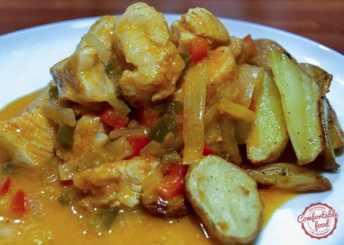 hungarian paprikas recipe