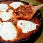 Simple Stovetop Skillet Lasagna