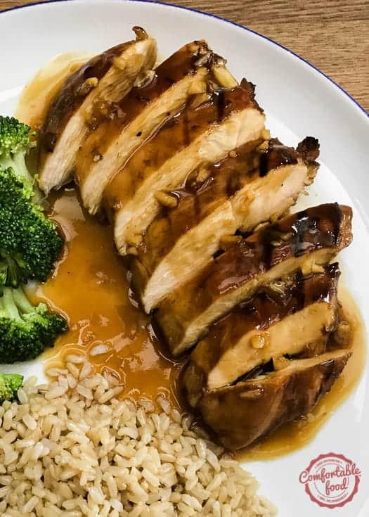 The Best Chicken Teriyaki Marinade Ever & Video 1