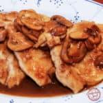 Very Tasty Chicken Marsala & Video