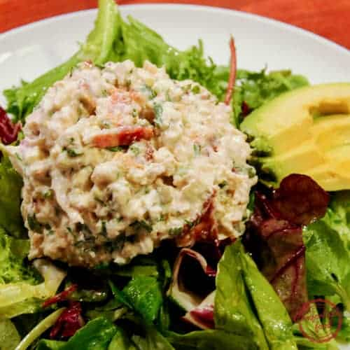 Jalapeno chicken salad recipe.