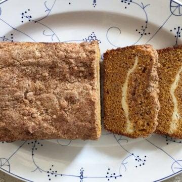 Pumpkin bread1