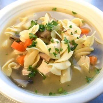 Chicken noodle soup e1512146441513