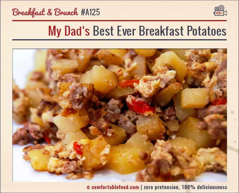 The Easiest (and Best) Biscuits & Gravy Ever - with Video 2