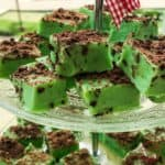 Creamy Minty Fudge & Video