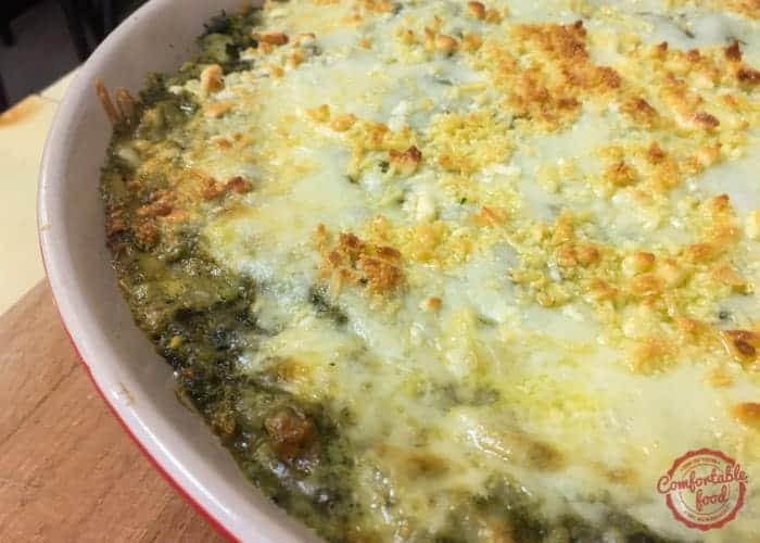 asiago spinach artichoke dip recipe