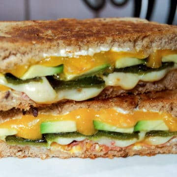 Jalapeno popper grilled cheese website