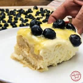 The Best Limoncello Tiramisu & Video 1