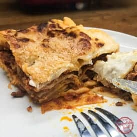 Angelo's Famous (and Very Authentic) Italian Lasagna & Video 1