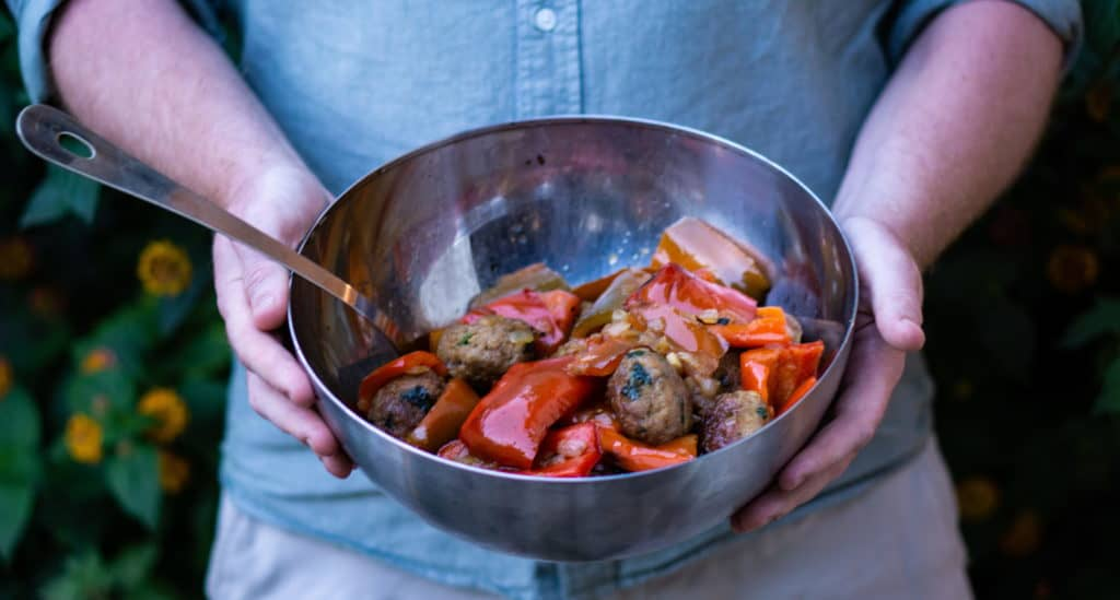 How to make the perfect meatballs.