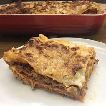 Angelos famous and very authentic italian lasagna original 2